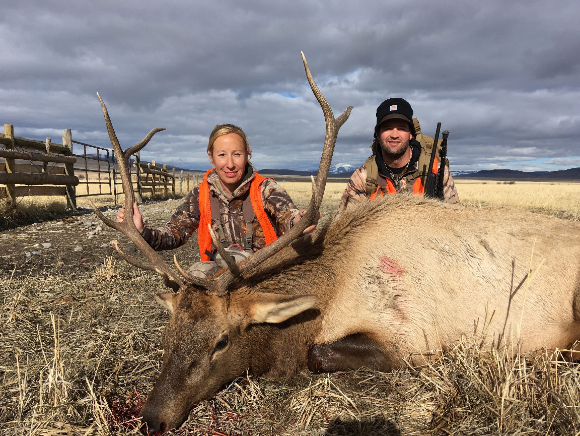 Hunt Dillon – Montana Mountain West Outfitters